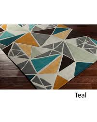 surprise 15 off hand tufted barton contemporary abstract area