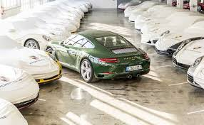 porsche 911 factory 54 years later the one millionth porsche 911 rolls out of the