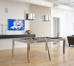 pool table room decor family room contemporary with billiards