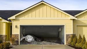 tune your home with garage door murals nsfw