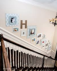 Up The Stairs Wall Decor Best 25 Stairway Wall Decorating Ideas On Pinterest Gallery
