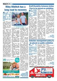 Draft Central Coast Regional Transport Strategy Issue 113 Of Wyong Regional Chronicle By Central Coast Newspapers
