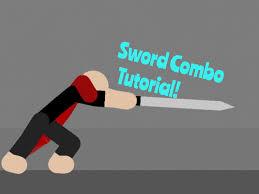 stick nodes sword combo tutorial youtube