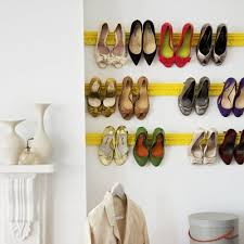 diy or buy these inventive ways for organizing your shoes brit co