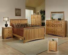 Cherry Bedroom Furniture Set Solid Cherry Bedroom Set Ebay