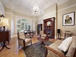 federation homes interiors cosy federation sitting room at 608 riversdale rd camberwell 1899