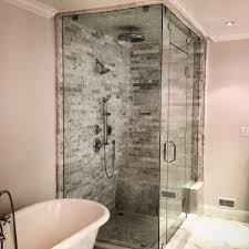 Frameless Shower Doors Phoenix by Custom Frameless Shower Enclosure Www Tapdance Org