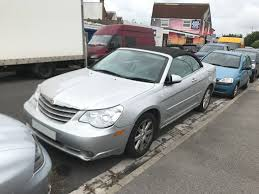 chrysler sebring bentley used chrysler sebring cars for sale motors co uk