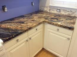 white kitchen cabinets with gold countertops backsplash ideas for magma gold counters white cabinets