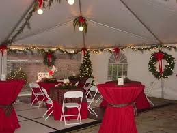 details party rental holiday ideas christmas december texas