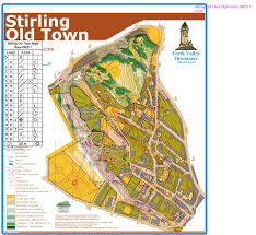Stirling Scotland Map Webroute
