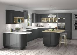 Blue Gray Color Kitchen Blue Grey Kitchen Cabinets Grey Color Kitchen Design