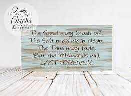beachy signs the sand may brush sign sign house decor