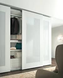 Mirrored Sliding Doors Closet Closet Sliding Door Wardrobe Closet Create A New Look For Your