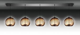 modern ceiling lights for dining room light contemporary ceiling light linear glass blown lamp modern