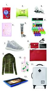 10 Must Bag Essentials What by 12 Must Travel Carry On Essentials Bakery