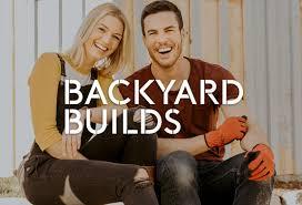 Backyard Renovation Tv Shows by Backyard Builds Watch Online Full Episodes U0026 Videos Hgtv Ca