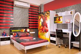 Drop Deadgorgeous Spiderman Bedroom Set Terrific Interior Ideas Of Kids Boy Bedroom Decoration With Cool