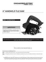 download tile saw thd550usermanual docshare tips