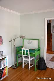 Desk Refinishing Ideas I Repurposed A Changing Table Into A Desk Diy Furniture Makeovers