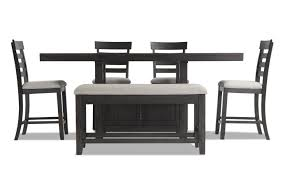 dining room sets with bench dining room sets bob s discount furniture