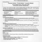 resume template finance 16 amazing accounting finance resume