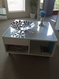Ikea White Coffee Table by Ikea Boksel Coffee Table White For Sale In Santa Ana Ca