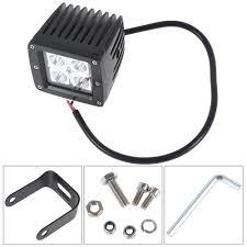 18w 4inch led work light 4pcs spot