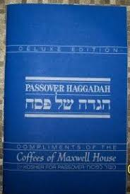 maxwell house passover haggadah buy passover haggadah maxwell house family of coffees in cheap