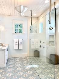 southern bathroom ideas my tour of the southern living idea house white shower master