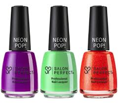 salon perfect u0027s new polish collection will make your nails pop