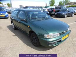 nissan almera nissan almera 1 6 64719 used available from stock