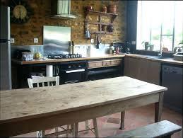 table cuisine bois massif cuisine bois massif pas cher cuisine bois massif pas cher cuisine