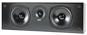 Polk Bookshelf Speakers Review Polk Audio T50 Speaker System Review Sound U0026 Vision