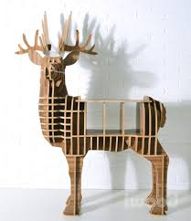 multi purpose furniture deer puzzle table animal multi purpose furniture mdf animal
