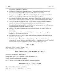 building maintenance resume samples resume samples and resume help