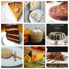 paleo thanksgiving dessert recipes 30 fabulous options