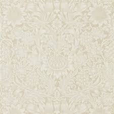 William Morris Wallpaper by William Morris And Co Pure Sunflower Wallpaper 216047