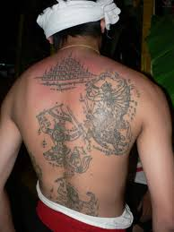 shoulder chest tattoos for men 55 thai tattoos collection