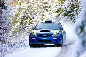 rally subaru pat richard takes the win at tall pines