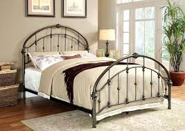 Platform Metal Bed Frame Beautiful Platform Metal Bed Frame To Attach The Headboard For A