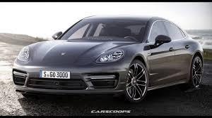Porsche Cayenne Redesign - 2017 porsche panamera redesign youtube