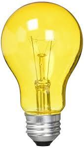 westinghouse 0344300 25 watt 120 volt trans amber incandescent