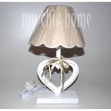 shabby chic table lamps lighting and ceiling fans