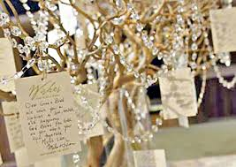 wedding wishes note guest book ideas