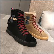 quality s boots unisex s boots prints top quality lace up flat bottom