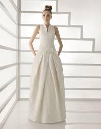 high wedding dresses 2011 rhodeshia s rosa clara 39s wedding dress style 101 ebano is