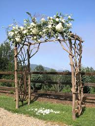 wedding arches and arbors custom rhododendron wedding arbor by rhodo creations custommade