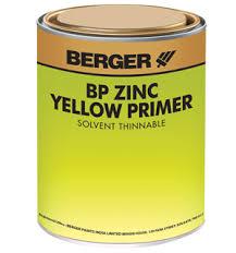 yellow primer bp zinc yellow primer metal primers undercoats paints berger
