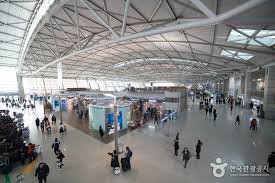 incheon international airport 인천국제공항 official korea